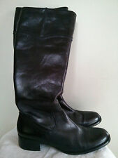 Ingledew's Italian collection leather boots, women's size 6.5 US, made in Italy