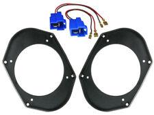 Adaptateur Haut-Parleur + Câble pour Mazda Premacy BOXE 130mm latérale Bac