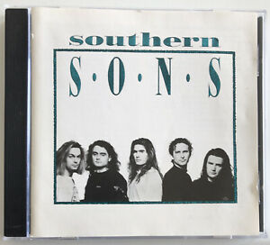 "SOUTHERN SONS ""Southern Sons"" 1990 11Trk CD ""Always And Ever, Heart In Danger"""
