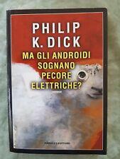 Libro Book Ma gli androidi sognano pecore elettriche?  Dick Philip #UF2