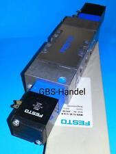 FESTO MVH-5/3E-1/4-B 19139 Magnetventil Pneumatik  NEU & OVP 1C05