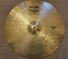 "Paiste Twenty 20"" Crash Cymbal"
