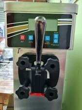 More details for ice cream machine used