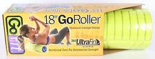GoFit 46 x 14 cm Faszienrolle Schaumstoffrolle Massagerolle Fitnessrolle