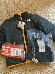THE NORTH FACE GIRLS ANDES JACKET DOWN MOSSBUD PARKA THERMOBALL NUPTSE DENALI