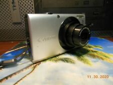 Canon PowerShot A3400 IS 16.0MP Digital Camera - Grey