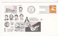 SPACELAB ONE SCIENCE CREW TRAINING TOUR MARSHALL SPC FLT CTR 1/8/1979 SPACE VOYA