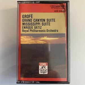 Grofe Grand Canyon Mississippi Suites Batiz (Cassette)