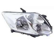Toyota Auris 2007-2010 Chrome Front Headlight Headlamp O/S Drivers Right (RH)