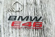 BMW E46 keychain keyring pendant M3 coupe car auto gift Schlüsselanhänger gift