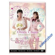 Ohlala Couple- Korean Drama (4 DVD) Excellent English Subs & Quality.