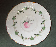 China Cup and Saucer by Crown Dorset