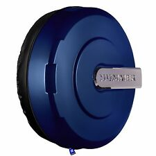 "33"" Hummer H3 Xtreme Tire Cover - Color Matched - Midnight Blue"