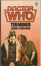 Doctor Who - Terminus. 1st edition. Target Books, GC++.  Part sale4charity do.