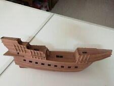 kit nave galeone guerra montaggio veliero in legno con accessori come in foto