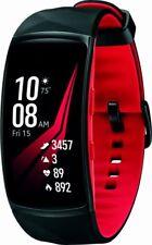 Samsung Galaxy Gear Fit 2 Pro Rojo Red Big Waterproof SM-R365 GPS Fit2