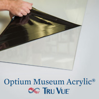 Optium Museum Framing Grade Anti Reflective Acrylic Glass by Tru Vue