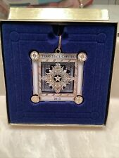 2013 Texas State Capitol Chamber Skylight Christmas Ornament w//Box /& Paperwork