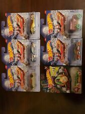 2017 HOT WHEELS CHRISTMAS COMPLETE SET RARE SCALE 1:64 DIECAST COLLECTIBLE CAR