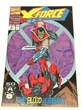 Marvel X-Force #2 NM (2nd Appearance of Deadpool) Rob Liefeld Cover Art