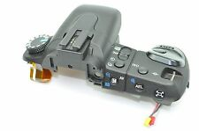Sony A350 Top Cover With Shutter Button, Flash and Dial Replacement Repair part