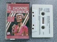 DIONNE WARWICK - THE VERY BEST OF -  ALBUM - CASSETTE TAPE