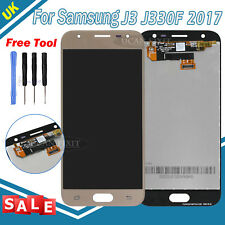 For Samsung Galaxy J3 J330F 2017 Replacement LCD Touch Screen Digitizer Gold UK