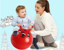 Inflatable Bouncing Ball Sport Cartoon Animal Educational Toy Ball for Baby LAUS
