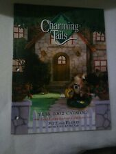 2002 Charming Tails Catalog Tenth Anniversary Edition With 8 Postcards