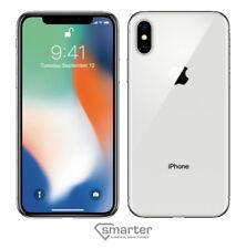 Apple iPhone X - 256GB - Silver - Fully Unlocked