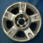 Ford Explorer 2001-2005 Used Oem Wheel 16x7 Factory 16 Rim Machined Silver