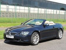 BMW 650i SPORT CONVERTIBLE - BMW 650 CONVERTIBLE - EXCELLENT CONDITION