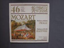 """LP 12"""" 33 rpm 1982 Nº 46 I TESORI DELLA MUSICA CLASSICA  - MOZART  TCMC-46"""