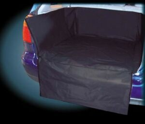 High Sides Car Boot Liner Pet Dog Bootliner Waterproof with Bumper Flap - Size 1