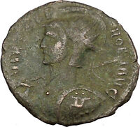 PROBUS on horse 277AD RARE Authentic Ancient Roman Coin i39092