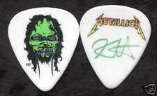 METALLICA 2008 Magnetic Tour Guitar Pick!!! KIRK HAMMETT custom concert stage #3