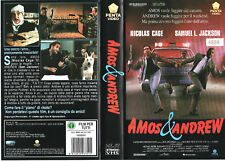 Amos & Andrew (1993) VHS
