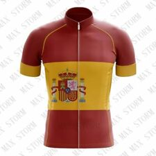 2020 Spain cycling jersey Men's  Short sleeve maillot ciclismo 6 styles for you