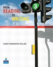 From Reading to Writing Bk. 3 by Linda Robinson Fellag (2010, Paperback,...