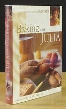 Baking with Julia (1996) JULIA CHILD SIGNED 1st Edition, Near Fine in Wrapper