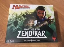 Battle for Zendikar Fat Pack - Sealed - MTG Magic the Gathering