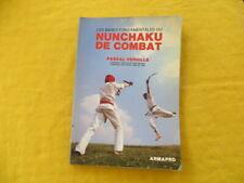Nunchaku de combat - Pascal Verhille - 1984