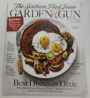 Garden & Gun Magazine Best Dishes In Dixie August/September 2014 102914R1