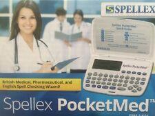 More details for spellex pocketmed british medical pharmaceutical & english spell checking wizard