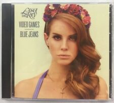 LANA DEL REY Video Games/Blue Jeans [CD, 2011] [2 TRACKS] RECORD STORE DAY !!NEW