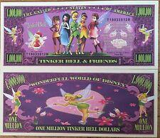 Tinkerbell And Friends Fairies ( Disney , Peter Pan )