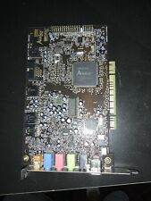 Creative Sound Blaster Audigy PCI (SB0090) Sound Card