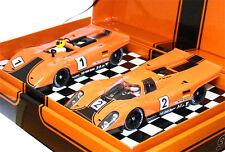 Fly Ref. S53 88034 SET Porsche 917K - Twin car set. German    NUEVO   NEW1/32