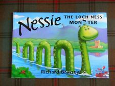 Nessie The Loch Ness Monster Paperback Book by Richard Brassey
