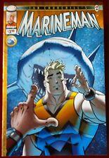 MarineMan (2011) #2 - First Printing - Comic Book - Image Comics